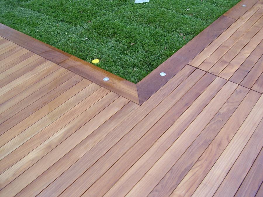 p.a.m. legno › pavimenti in legno per esterni (terrazze, bordi ...
